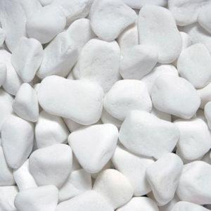 Thassos Pebbles